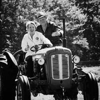 Nel Schellekens traktor